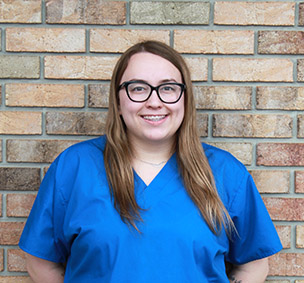 Ashley - Dental Assistant